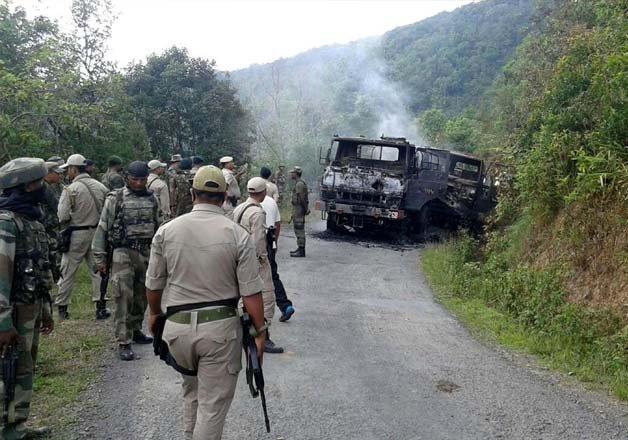 pm modi gave go ahead for hot pursuit of militants into