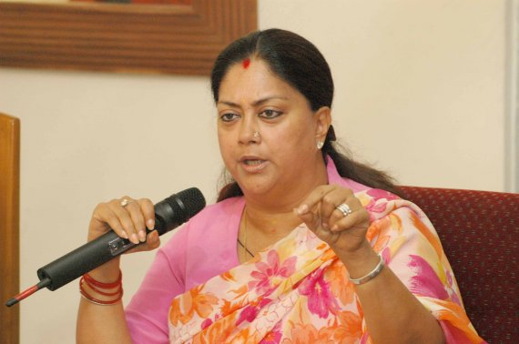 raje asks foreign countries to invest in rajasthan
