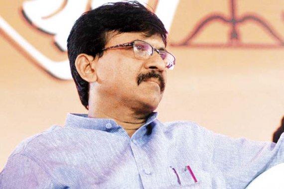 sena bjp together would ve won over 200 seats sanjay raut