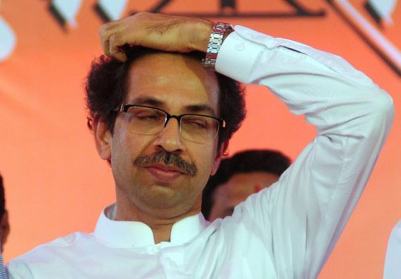 uddhav holds talks with sena leaders unlikely to be in