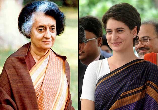 Indira Gandhi 'predicted' the next century will be Priyanka's | National News – India TV