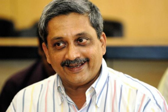 decision to leave was difficult says an emotional parrikar