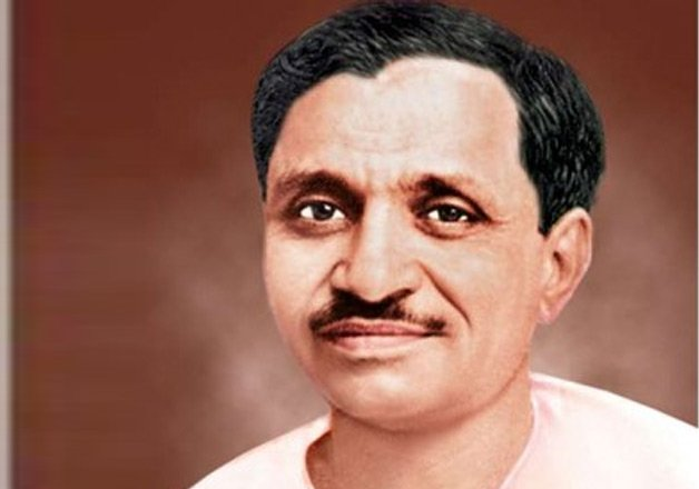 b day special remembering pandit deendayal upadhyaya