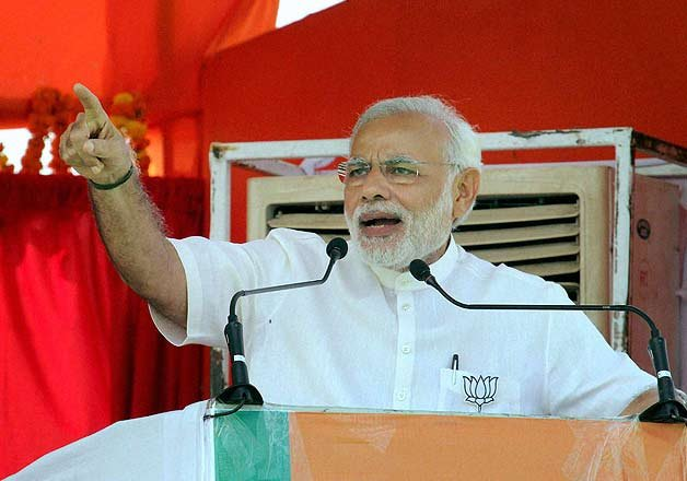 grand alliance plotting to take away 5 sc st obc quotas pm