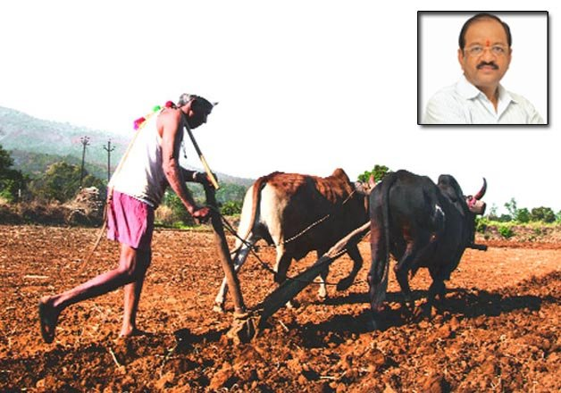 fashionable for farmers to commit suicide bjp mp gopal