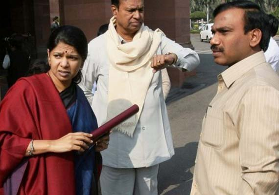 2g scam raja kanimozhi ammal others put on trial
