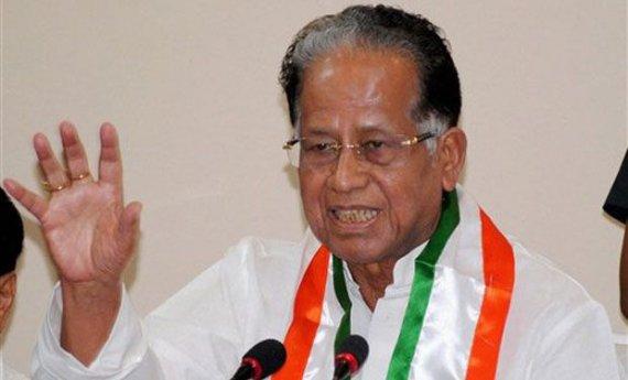 gogoi accuses modi govt of ignoring indira gandhi