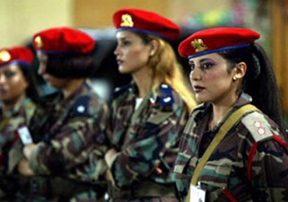 Interesting facts about colonel Gaddafi and his virgin female bodyguards |  National News – India TV