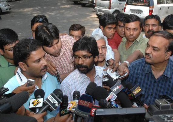 jmm seeks bjp support for its nominee in jharkhand rs poll