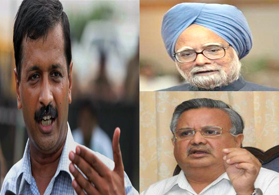 kejriwal says cong bjp cpi m all in cahoots in coalgate scam