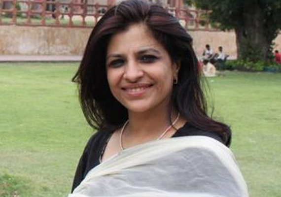 know about shazia ilmi s journey from anchor to aap s media