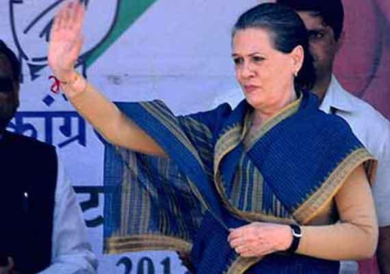 live sonia gandhi to address rally in guntur andhra pradesh