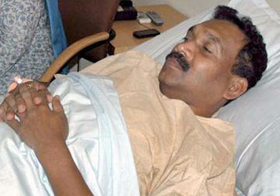 madhu koda walks out of jail after 44 months