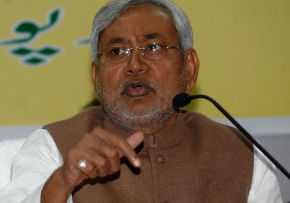 nitish kumar lashes out at bjp says its anger is misplaced