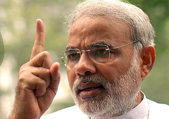 no question of modi quitting says gujarat govt