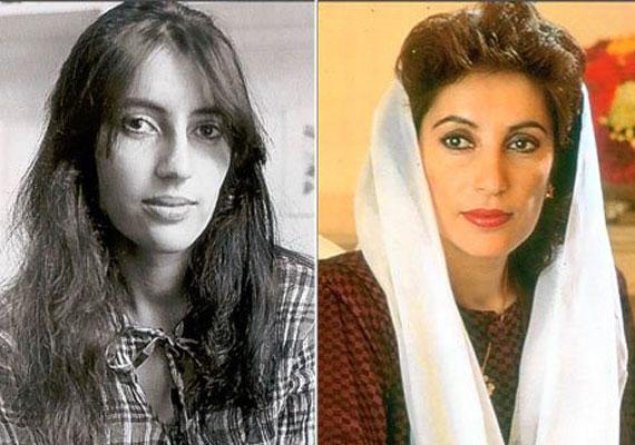 rare pics of benazir bhutto pakistan s most glamorous pm