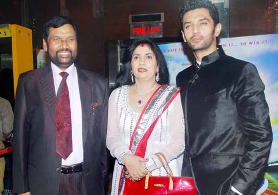 Rare Pics Of Ram Vilas Paswan And Family National News India Tv