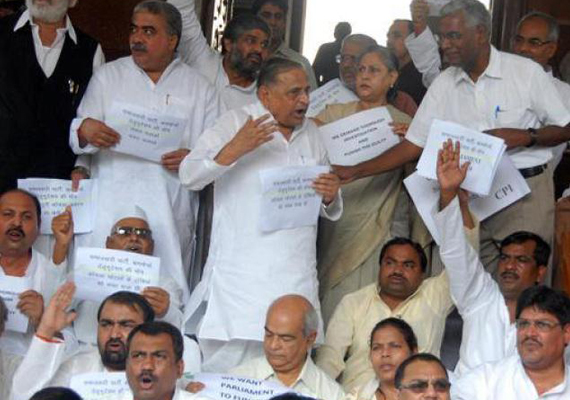 sp tdp left mps stage sit in demand judicial probe into