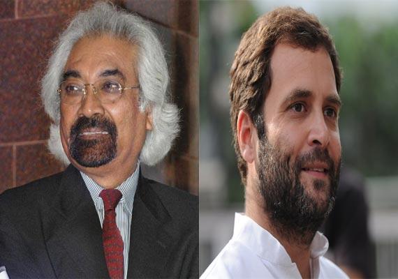 sam pitroda praises rahul gandhi for his nonsense remark