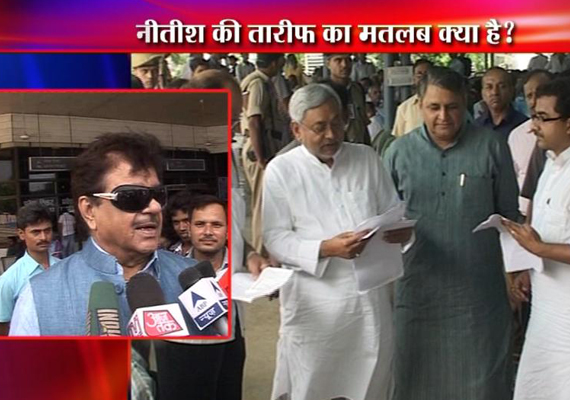 nitish is pm material shatrughan sinha