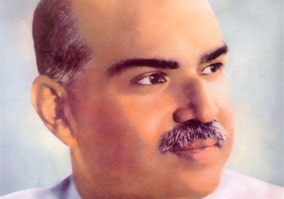 shyama prasad mukherjee sacrificed himself for integration