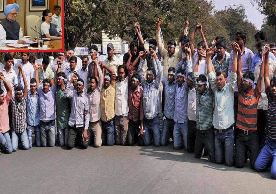 telangana upa congress working committee to take final