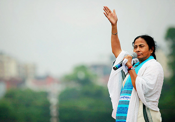 who is mamata banerjee