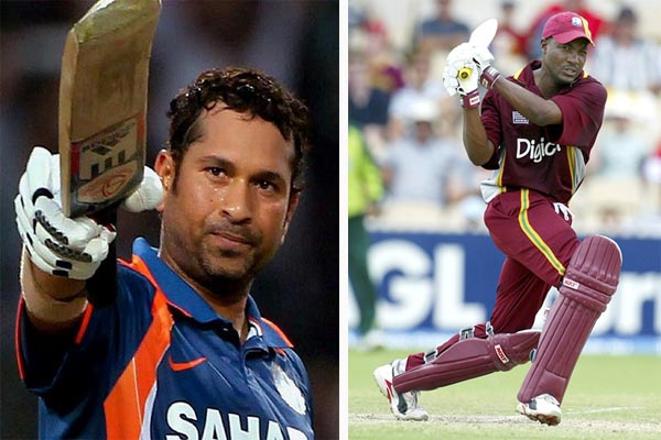 a comparison of sachin tendulkar with brian lara