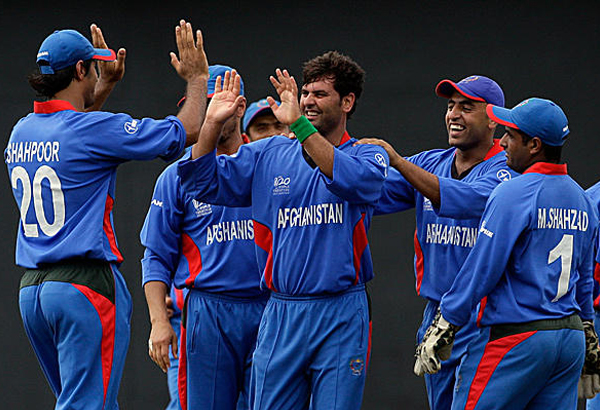 afghanistan excited at pakistan one day exposure