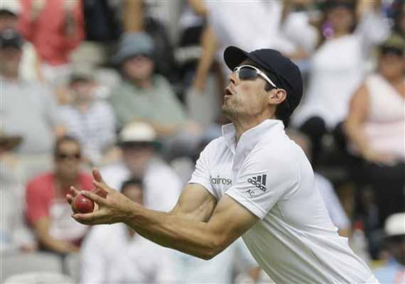 Alastair Cook Spared The Axe As England Cricket Captain