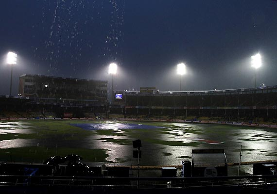 CLT20: Rain plays spoilsport at Motera | Cricket News – India TV