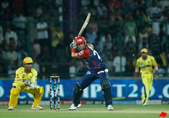 dd thrash csk by 8 wickets in ipl