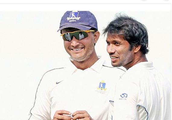 dinda will fly to australia as ishant s cover ganguly