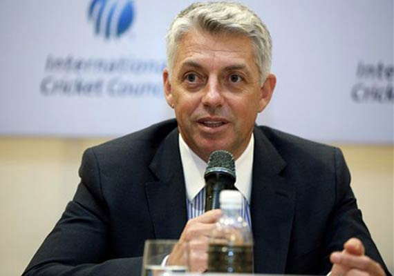 hope to convince kumble on drs issue icc ceo richardson