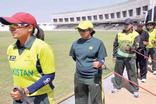 icc women s world cup pak team leaving for india