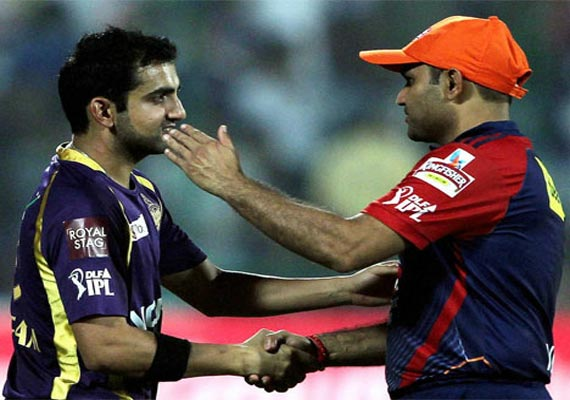 ipl auction gambhir retained sehwag out of favour