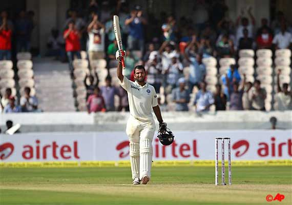 i cannot replace dravid pujara