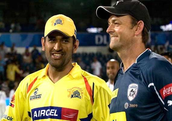 dhoni is an amazing captain and a strong leader gilchrist