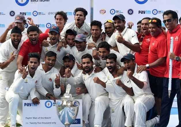 mumbai extends ranji dominance with 41st title