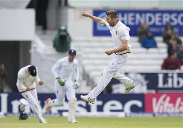 eng vs nz mark wood slows new zealand charge in 2nd test vs