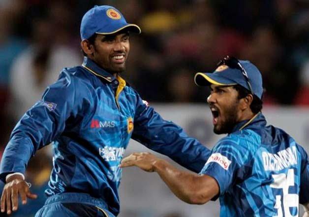 asia cup sri lanka beat uae by 14 runs
