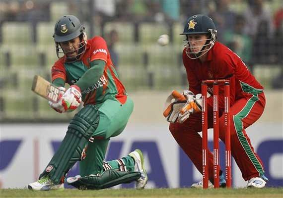 ban vs zim bangladesh 256 8 vs zimbabwe in 4th odi