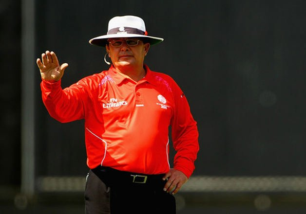 world cup 2015 ian gould becomes 15th umpire to stand in