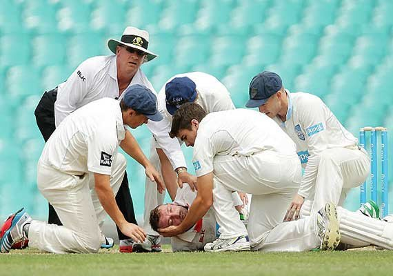 the other cricketer who died like phillip hughes
