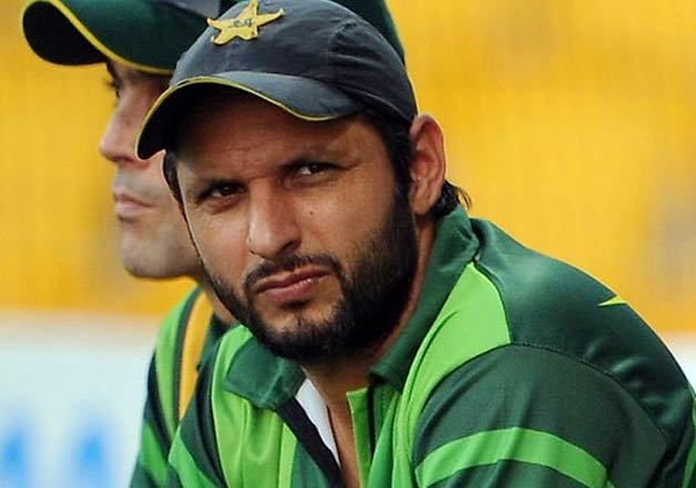 shahid afridi not in favour of fixing tainted salman butt