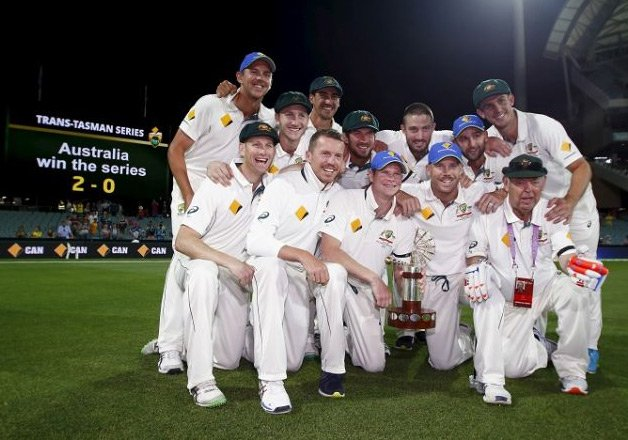 australia beat new zealand by 7 wickets clinch series 2 0