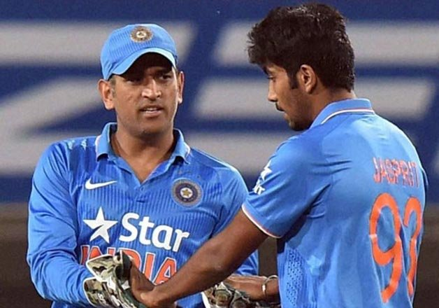 asia cup twin setback for india as dhoni bumrah doubtful to