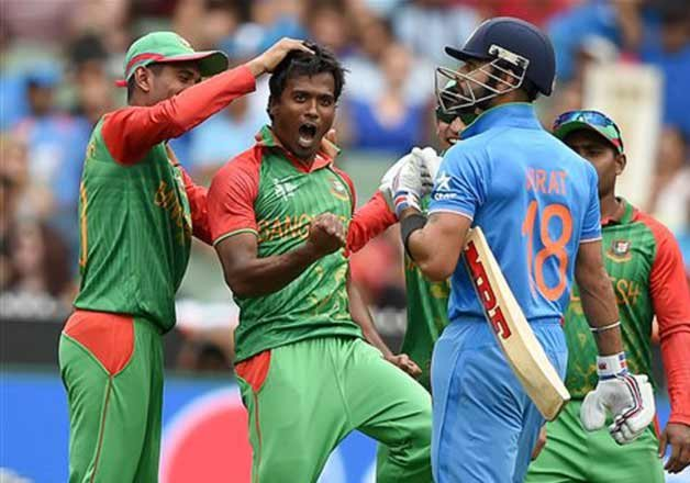 bangla police seek acquittal of cricketer rubel hossain in