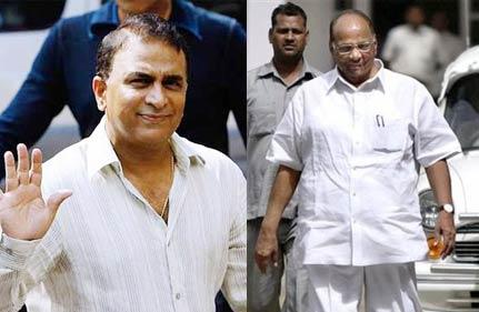 gavaskar says pawar promised him extra payments