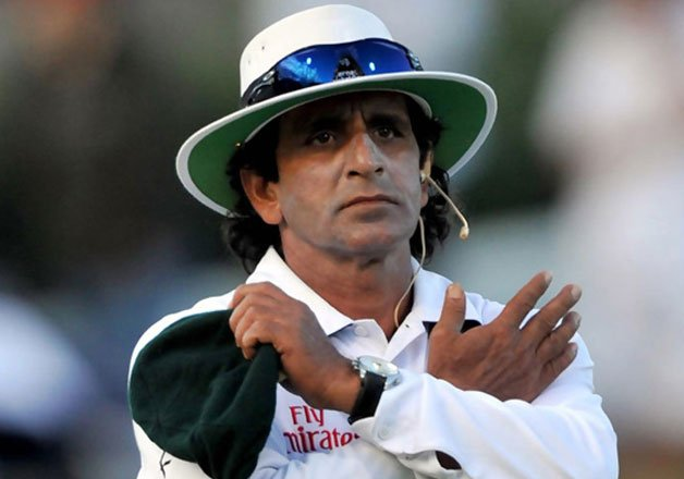 corruption charges against umpire asad rauf devastating